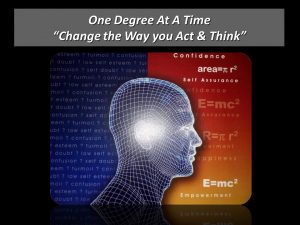 """One Degree at a Time-Change the way they think & act!"" (ODAT) @ Richmond County Juvenile Court"